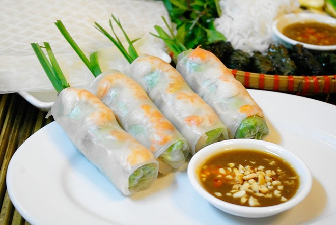 """Hanoi Spring Roll - """"Nem Cuon"""""""