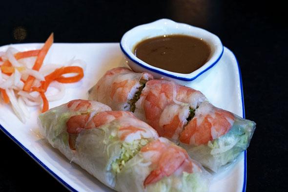 Shrimp Roll, Halong Bay