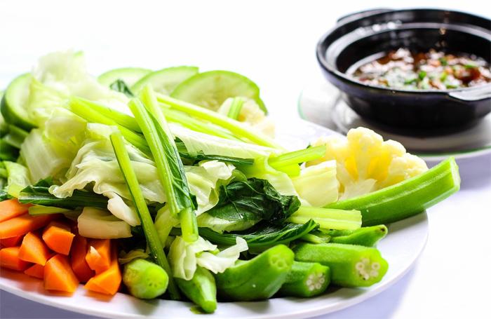 Vietnamese vegetarian food