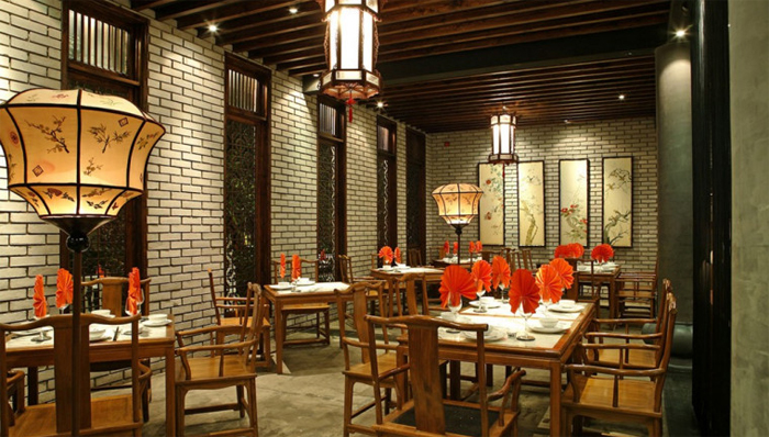 Ming Dysnasty Restaurant at 23 Nguyen Khac Vien, District 7, HCM City