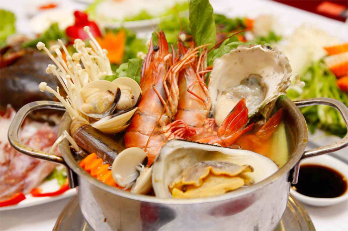 Seafood at My Hanh Restaurant - Son Tra Dien Ngoc, Phuoc My, Son Tra, Da Nang City
