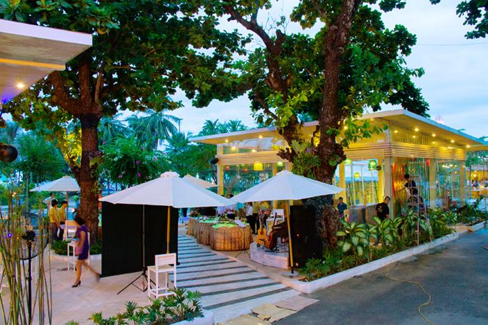 Ngoc Suong Restaurant at 96 A Tran Phu Str, Nha Trang