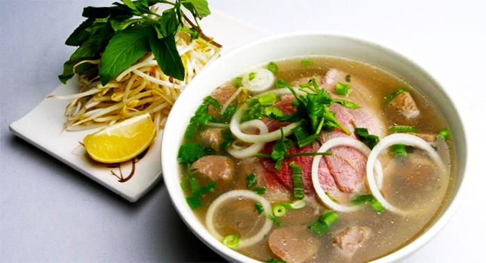 Phở Sài Gòn - a kind f noodle soup in Saigon