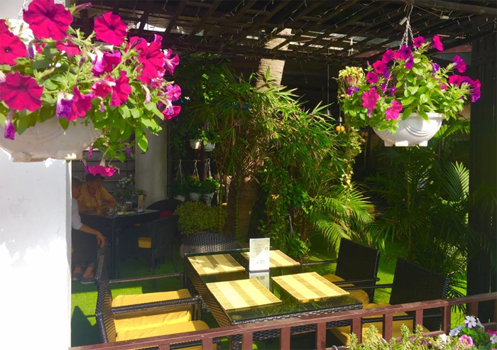 Le Jardin French Bistro, Saigon - French cuisine in HCM City