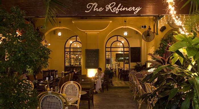 The Refinery, Saigon