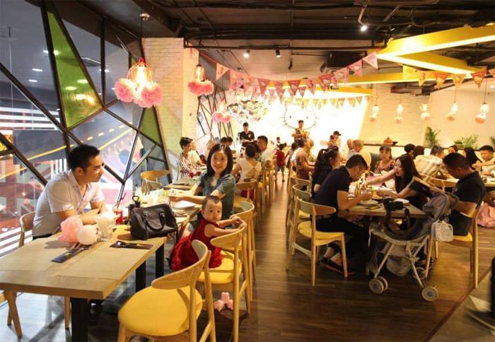 48 Bistro Saigon - The French Restaurant