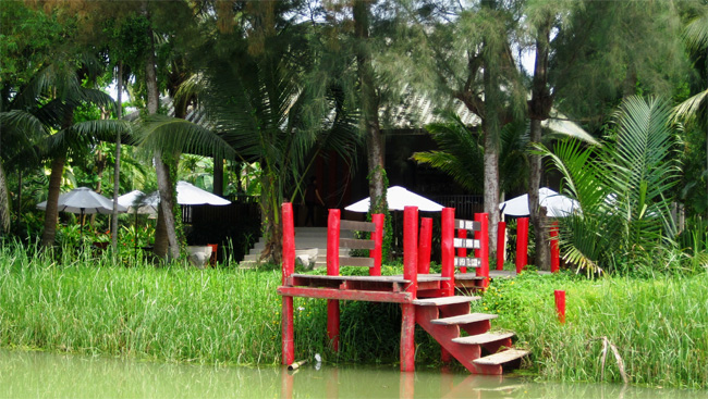 Red Bridge Restaurant Hoi An
