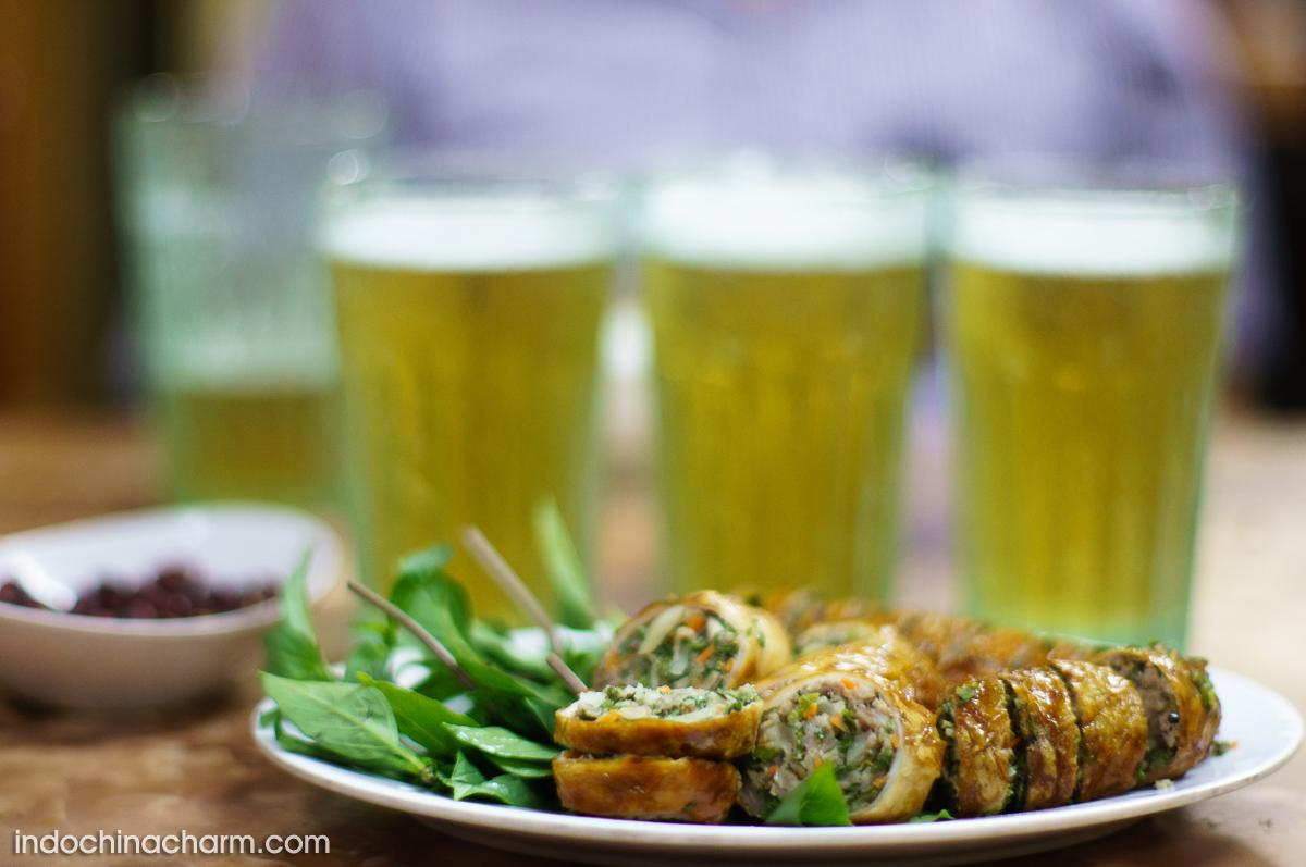 Bia Hoi - Hanoi draught beer