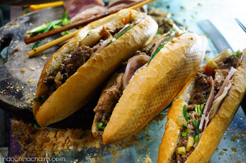"Hoi An Sandwich ""Banh My Phuong"""