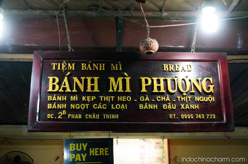 Hoi An Sandwish – Bánh Mỳ Phượng restaurant in Hoi An