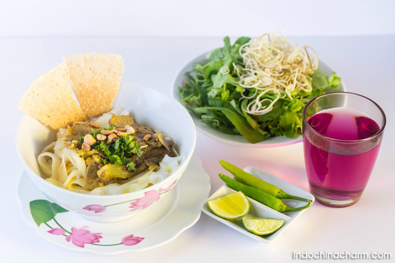 My Quang - The cpecial noodle in the Center of Vietnam