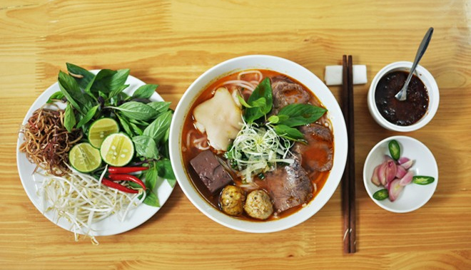 How to cook Bun Bo Hue