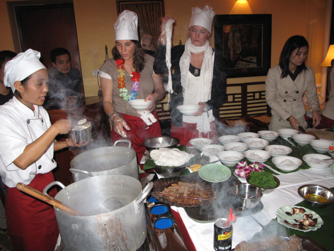 Cooking Class at Viet Kitchen Restaurant Hanoi