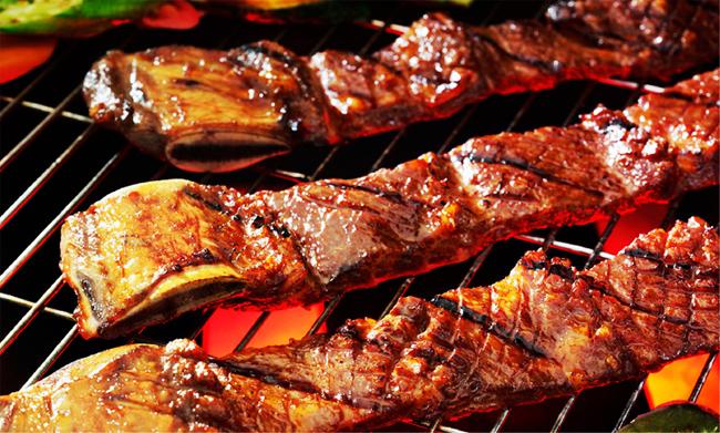 Bò Tùng Xẻo - Mutilated Beef of Southern Vietnam