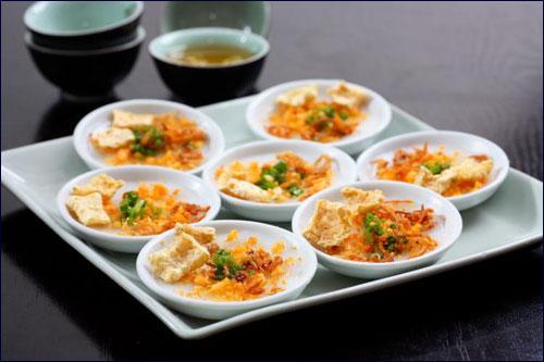 Bánh Bèo Huế - Hue steamed rice cake