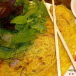 Banh Xeo – The very popular pancake in Saigon