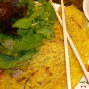 Banh Xeo – The very popular pancake in Saigon