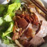 Cao Lau - The famous Hoi An Noodle