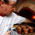 Chef Didier Corlou in action