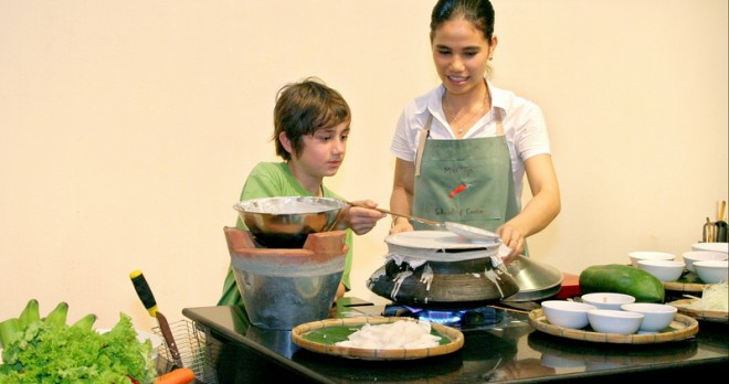 Cooking Class at The Market Restaurant in Hoi An