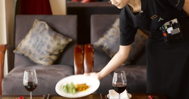 Fine dinning at Bobby Chin Restaurant