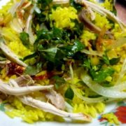 Rice with chicken – The special food of Hoi An