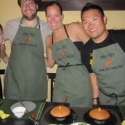 Cooking Class at The Market restaurant, Hoi An