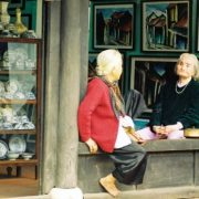 One of the shop in Hoi An Ancient Town