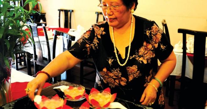 Artisan chef Anh Tuyet in Hanoi