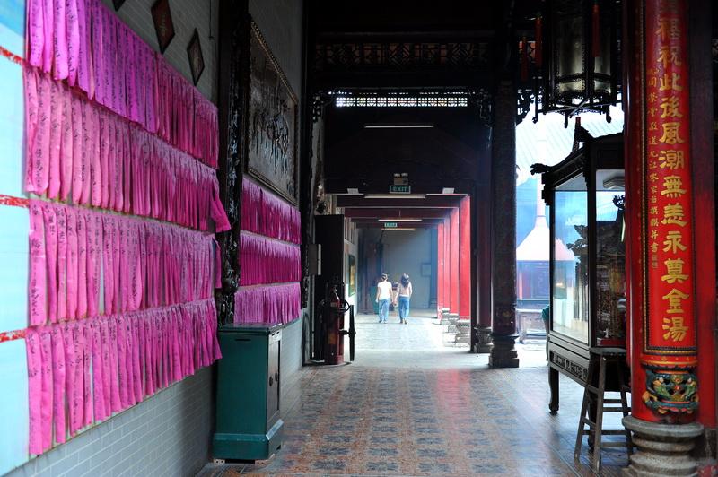 Thien Hau Pagoda, Saigon