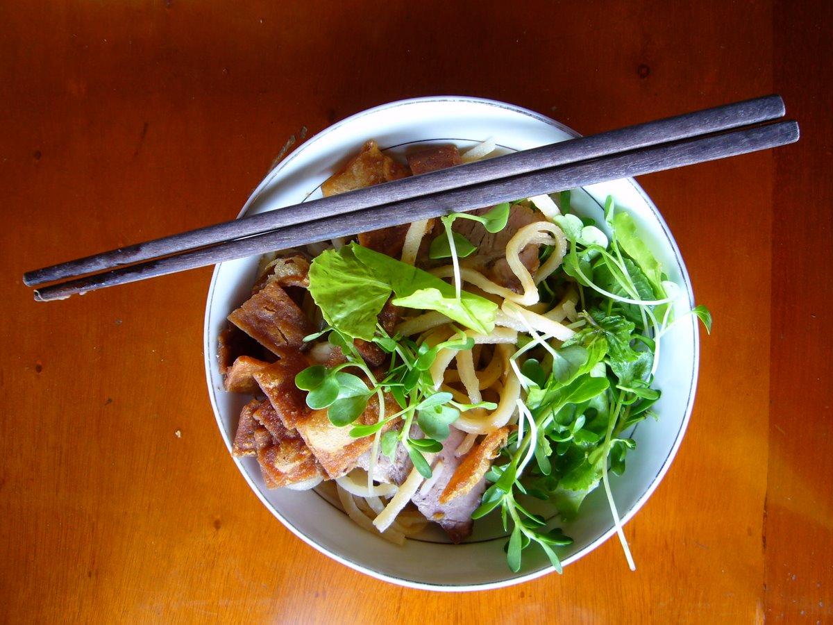 Cao Lau - Hoi An Noodles