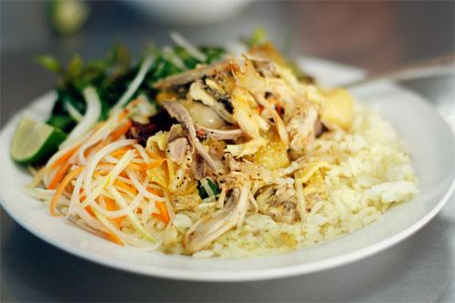 Com Ga Hoi An - Hoi An rice with chicken