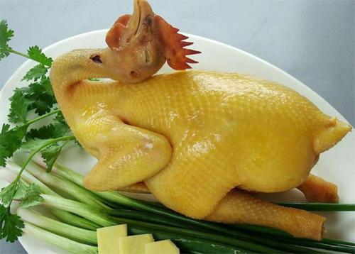 Free-range Chicken Tien Yen