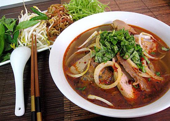 Hue Beef Noodle (Bun Bo)