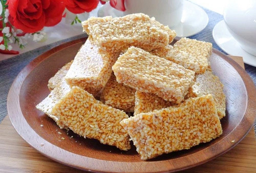 Peanut and Sesame Candy (Keo Me Xung)