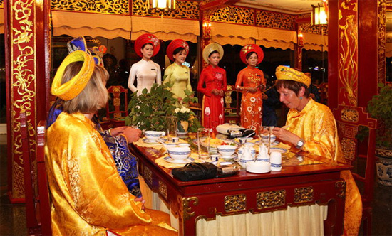 Hue Royal Dinner