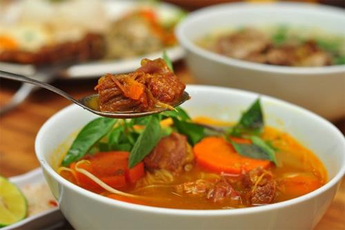 Beef Stew (Bò Kho)