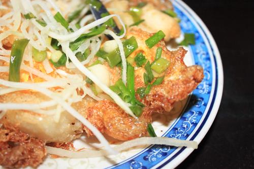 Fried Rice Flour Cake (Bột Chiên)