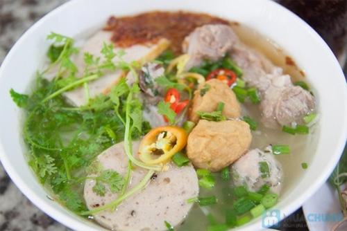 Moc Noodle (Bún Mộc)