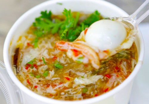 Vietnamese Crab Soup (Súp Cua)