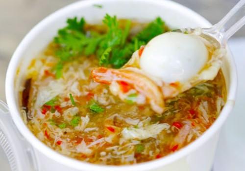 Saigon Vietnamese Crab Soup