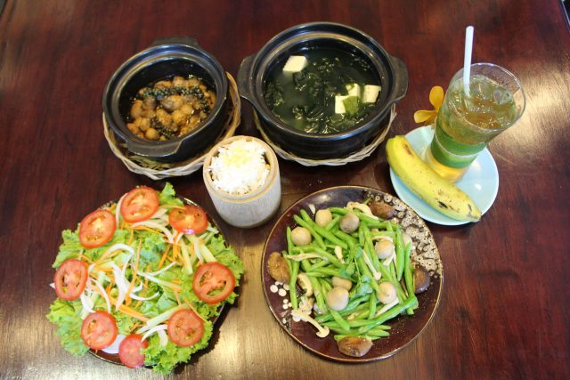 Vietnam vegetarian food