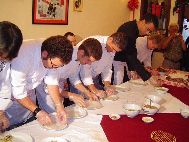 Hanoi Cooking Class at Anh Tuyet Restaurant