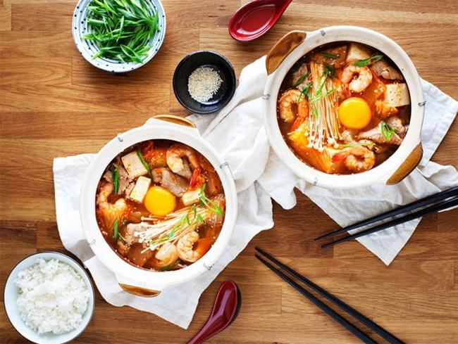 Korean food to enjoy at the Festival