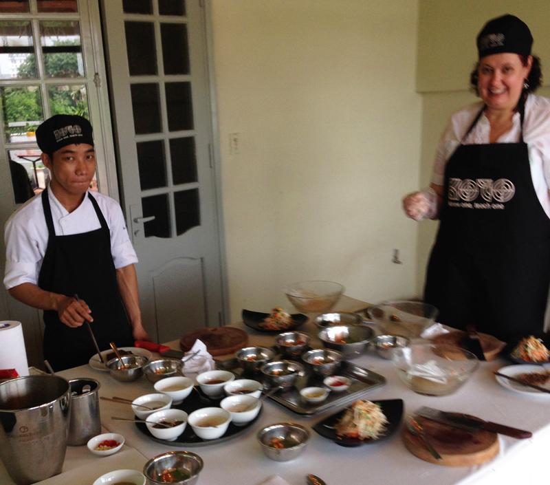 KOTO Hanoi Cooking Class