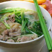 Pho (noodles soup)