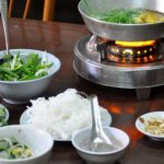 Cha Ca La Vong the authentic food of Hanoi