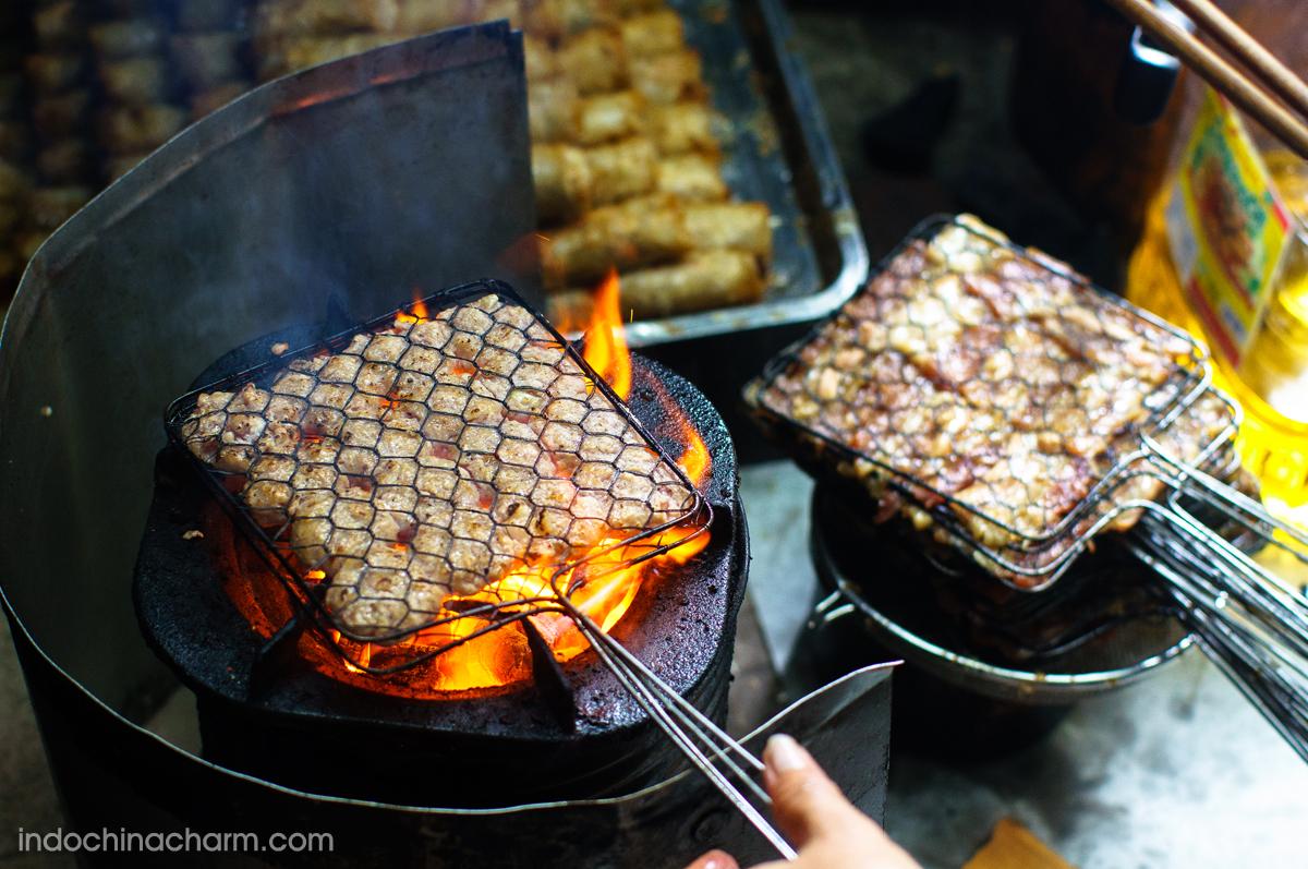 BBQ pork for Bun Cha