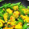 Cha Ca La Vong -Grilled fish dish in Hanoi