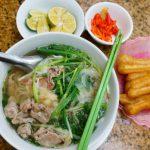 Pho – Hanoi noodle soup